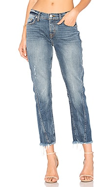 Rival Seamed Straight Jean