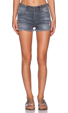 Hudson Jeans Tori Vice Versa Cut Off Short in Twin Coast