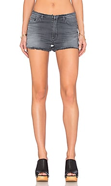 Hudson Jeans Tori Cut Off Short in Jetty