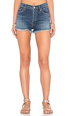 Hudson Jeans Tori Slouchy Short in Illicist