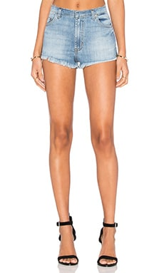 Tori Slouchy Short in Kensington