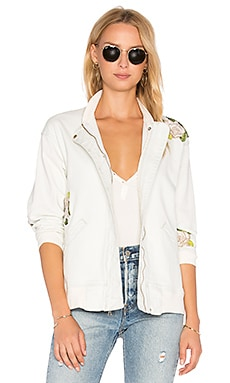 Varsity Embroidered Jacket