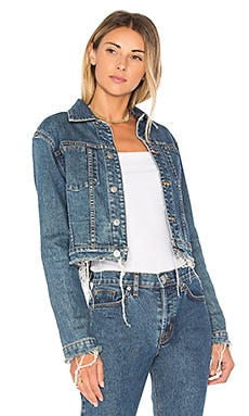 Garrison Cropped Jacket