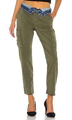 Foldover Cargo Hudson Jeans $265