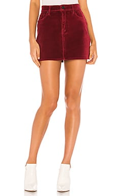 The Viper Mini Skirt Hudson Jeans $123