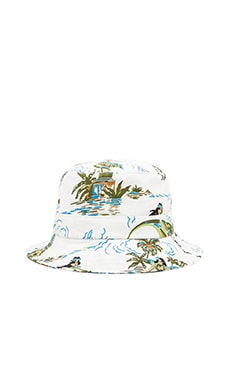 Huf Makapuu Bucket in White