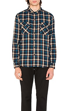 Taylor Flannel Button Down