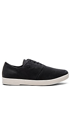 Huf Gillette en Oiled Black