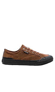 Huf Classic Lo in Brown and Black