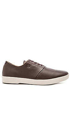 Huf Gilette Sneaker in Brown