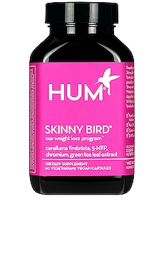 Skinny Bird Weight Loss Support Supplement HUM Nutrition $40