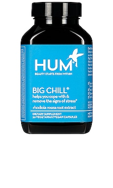 Big Chill Stress Management Supplement HUM Nutrition $20