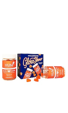 Hyaluronic Glow Show HUM Nutrition $40 BEST SELLER
