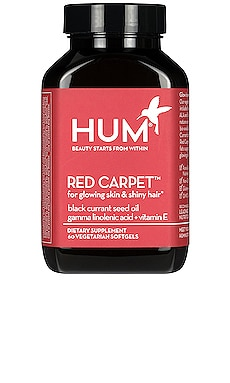 Red Carpet Skin and Hair Health Supplement HUM Nutrition $25