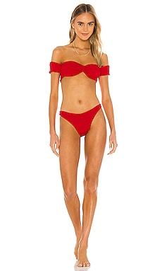 Brigette Bikini Set Hunza G $195 Collections