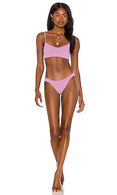 Virginia Nile Bikini Set Hunza G $205