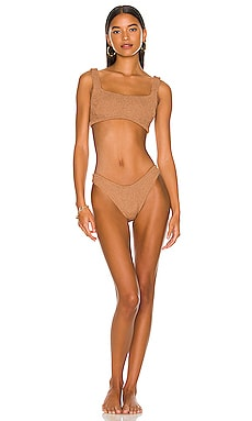 Xandra Bikini Set Hunza G $205 Collections