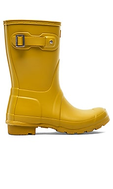 Original Short Rain Boot Hunter $140