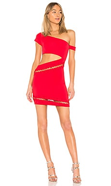 Morgan Dress in Red. - size XXS (also in L,M,S,XS) h:ours