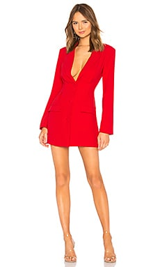 x Yovanna Ventura Amanda Blazer Mini Dress h:ours $198