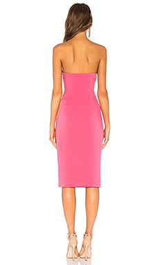Promo Code Hours Lazaro Midi Dress