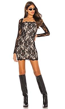 Delilah Mini Dress h:ours $44 (FINAL SALE)
