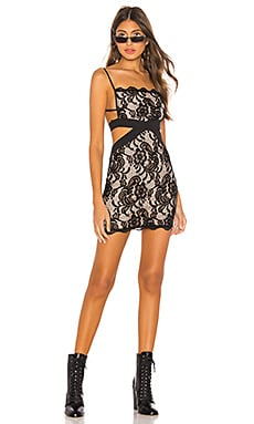 Ximena Mini Dress h:ours $52