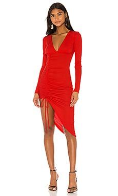 Cherish Midi Dress h:ours $83