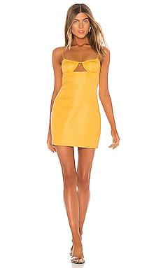 Aymara Mini Dress h:ours $121