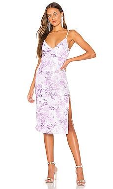 Peyton Midi Dress h:ours $210