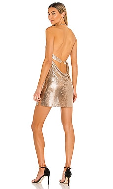 Imogen Chainmail Dress h:ours $348