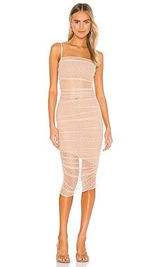 Agnor Midi Dress h:ours $168