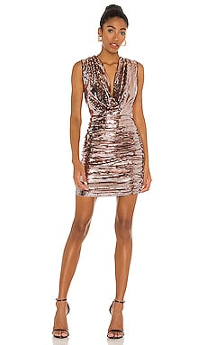 Leah Mini Dress h:ours $183