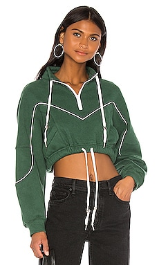 The Berenice Pullover h:ours $110