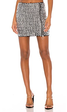 Revere Mini Skirt h:ours $188 NEW ARRIVAL