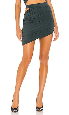 Diane Mini Skirt h:ours $138