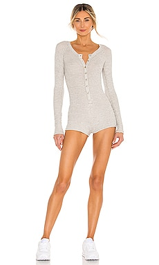 Henley Romper h:ours $118