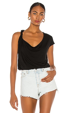 Asymmetrical Relaxed Tee h:ours $58 NEW