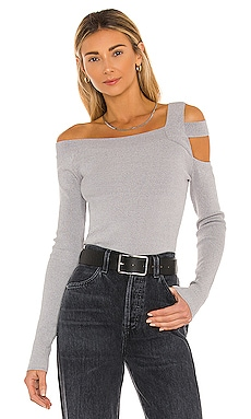 Milee Long Sleeve Top h:ours $98 NEW
