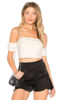 Reed Off Shoulder Top