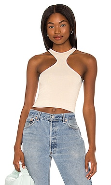 Kyla Cropped Top h:ours $135