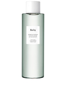 Be Clean, Be Moist Cleansing Water Huxley $30