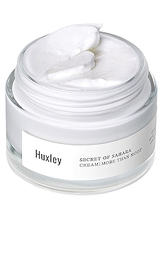 CRÈME HYDRATANTE MORE THAN MOST Huxley $48