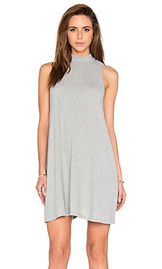 Hye Park and Lune Heaven Tank Dress in Heather Grey
