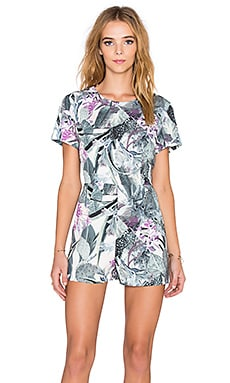 ISLA & LULU Khalo Playsuit in Multi