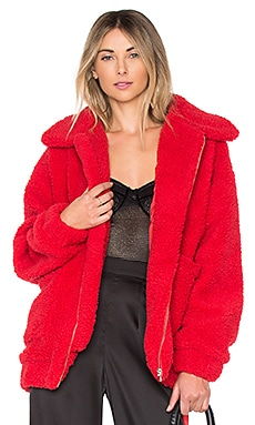 Pixie Pile Fleece Coat I.AM.GIA $120