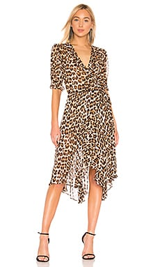 The Cha Cha Wrap Dress ICONS $598 NEW ARRIVAL