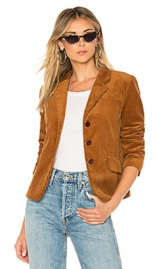 The Three Button Corduroy Blazer ICONS $173