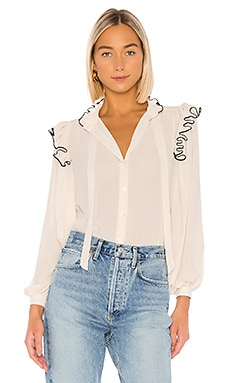 Secretary Blouse ICONS Objects of Devotion $198