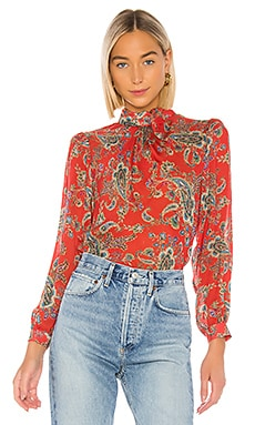 Tess Mcgill Blouse ICONS Objects of Devotion $127